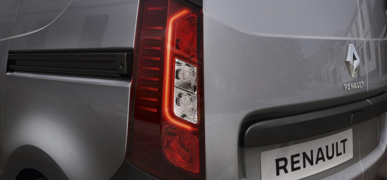 De nieuwe Renault Express