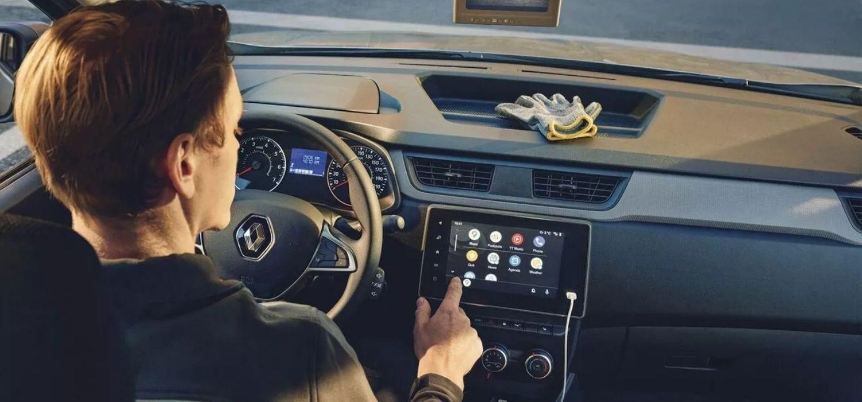 Renault Express Drogtrop