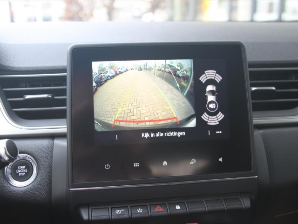 """Renault Captur 100PK-INTENS-6600DKM-NAVI-CAMERA-18""""-NIEUW!-"""